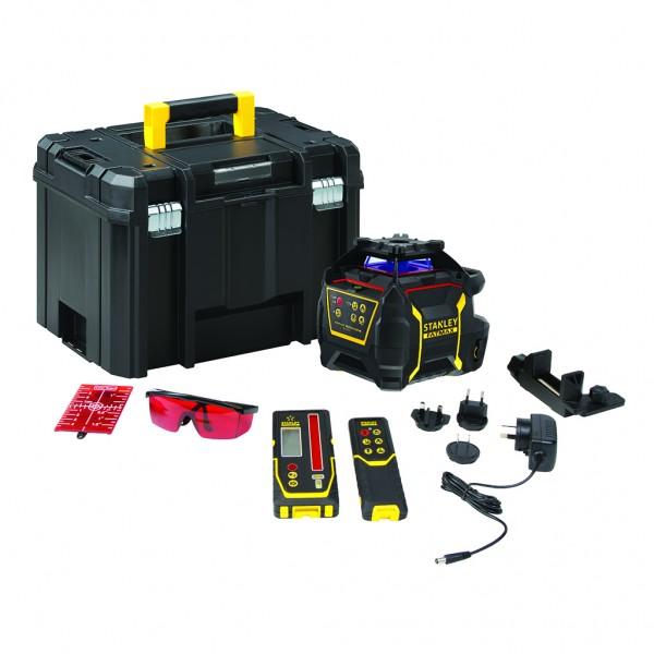 Stanley Livella laser al Litio FATMAX RL600-L, raggio rosso - FMHT77449-1