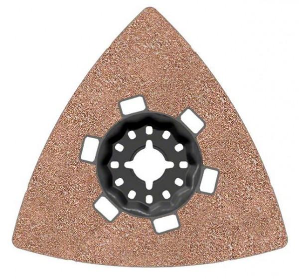 Bosch Plateau de ponçage à concrétion carbure AVZ 90 RT6, 90 mm - 2608662907