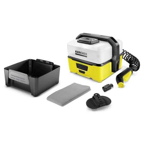 Kärcher Mobile Outdoor Cleaner Mobile Cleaner OC 3 + Pet Box - 1.680-004.0