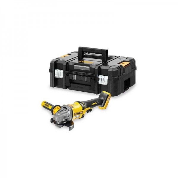 DeWALT Smerigliatrice, 54 V, 125 mm, senza batterie e caricabatterie - DCG414NT-XJ
