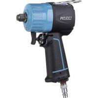 Hazet Clé à chocs extra-courte  - Couple de desserrage maximal: 1400 Nm - Carré massif 12,5 mm (1/2 pouce) - Dimension: 100 x 67 x 167  - Mécanisme de...