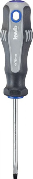 KWB Werkplaatschroevendraaier, 4.0 mm, 75 mm - 661240