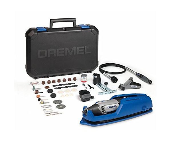DREMEL 4000-4/65 EZ Multifunktionswerkz. (175 W), 4 Vorsatzgeräte, 65 Zubehöre - F0134000JP
