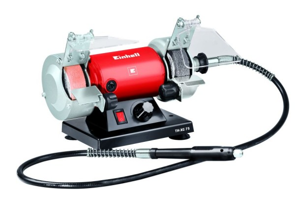 Einhell Mola da banco TH-XG 75 Kit - 4412560