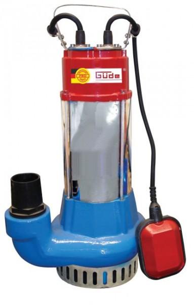Güde Pompa ad immersione per aque scure PRO 1100 A - recapito max. 19800 l/h