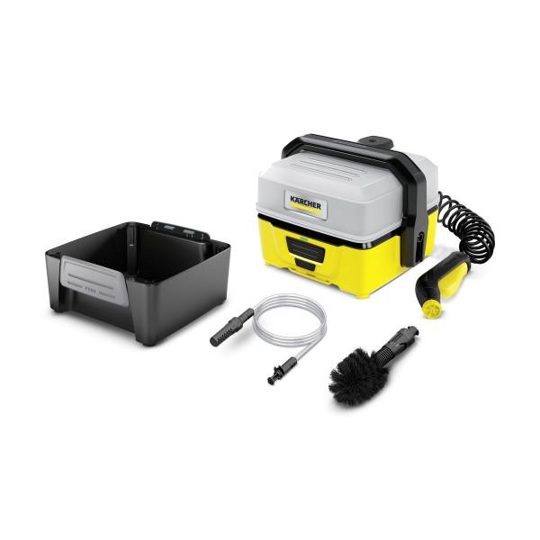 Kärcher Druckreiniger Mobile Outdoor Cleaner OC 3 + Adventure Box - 16800160