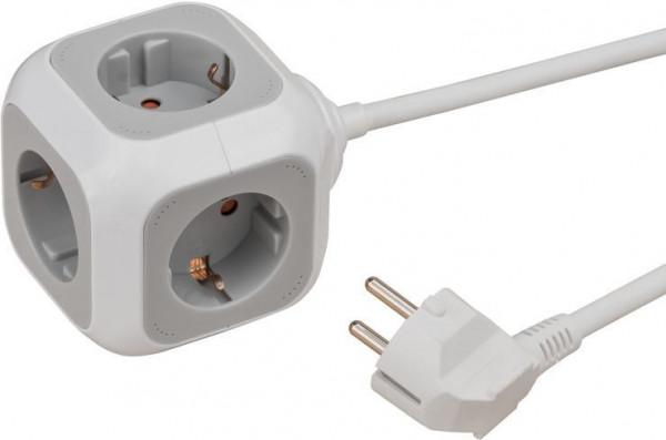 Brennenstuhl Multiprise ALEA-Power 4 prises, 1,4m H05VV-F 3G1,5 - 1150090