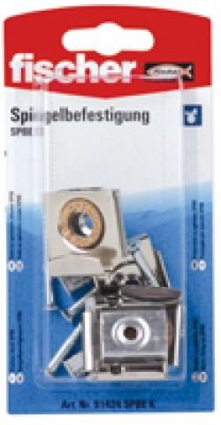 Fischer Spiegelbef. SPBE K SB-Karte - 1 Stück