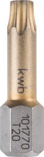 KWB Bits, TITAAN genitreerd, 10 st. - 101794