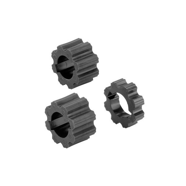 Metabo Juego de anillos distanciadores (3 unidades) 1x10 mm, 2x20 mm, para SE 12-115 (623511000)