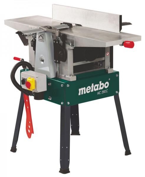 Metabo Vlak- en vandiktebank HC 260 C - 2,2 WNB (0114026000) - doos