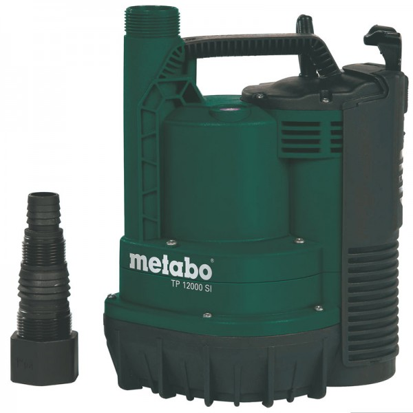 Metabo Pompe immergée à aspiration plate TP 12000 SI