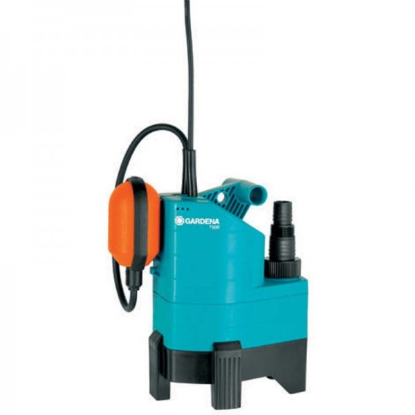 Gardena Bomba sumergible de aguas sucias 7500 Classic - 01795-20