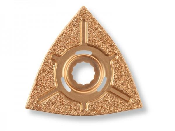 Fein Hartmetall-Raspel, Dreiecksform - 63731005010