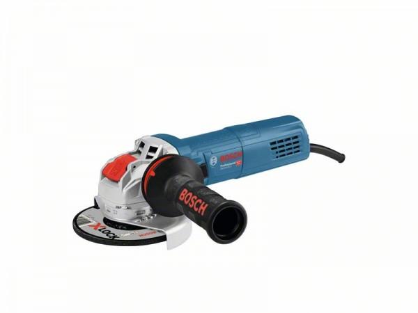 Bosch Smerigliatrice angolare GWX 9-115 S in valigetta - 06017B1000