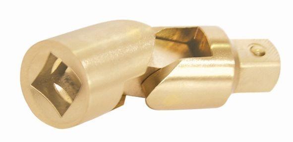 Bahco Snodo universale Alluminio-Bronzo, 80 mm - NS236-16
