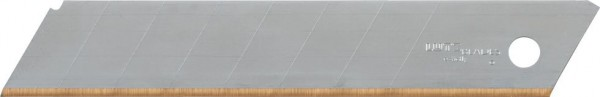 KWB 6 reserve-afbreekmesjes, 18 mm, TITANIUM - 023206