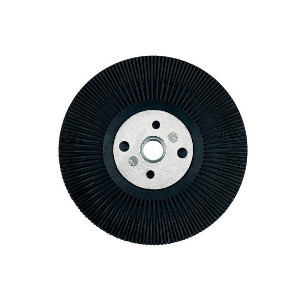 Metabo Plato de apoyo de 122 mm M 14, con anillos de enfriamiento (623291000)