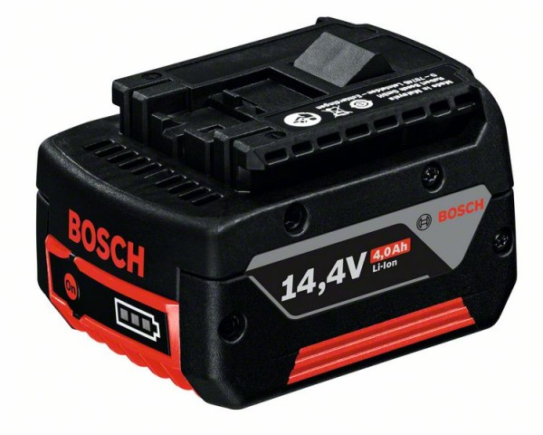 Bosch Professional Akku GBA 14,4 Volt, 4,0 Ah, M-C