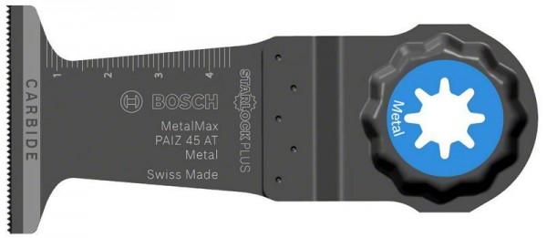 Bosch Professional MetalMax-Sägeblatt PAIZ 45 AT, 50x45 mm - 2608664349