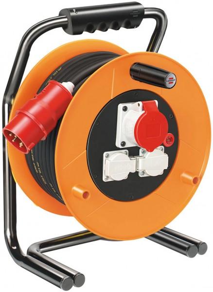 Brennenstuhl Brobusta CEE 1 IP44 kabelhaspel voor industrie/bouw 40m H07RN-F 5G1,5
