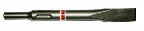 Bahco Burin plat, non tournant, tigeø 10,2mm, 190,5mm - bp909nf