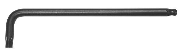 Bahco Tourn. D'angle, tête sphérique, tx-40, bruni, 26x124mm - 1996torx-t40