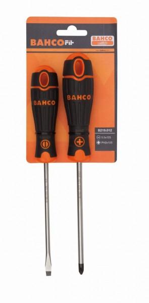 Bahco Assortimento cacciavite BahcoFit, 2 pezzi - B219.012