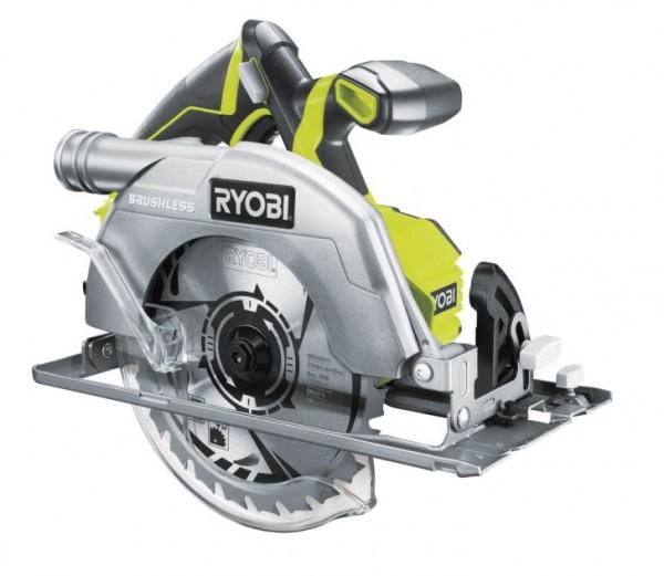 Ryobi Akku-Handkreissäge 18 V, 3.700 min-1, o. Akku und Ladegerät - R18CS7-0