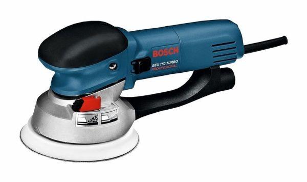 Bosch Ponceuse excentrique GEX 150 Turbo