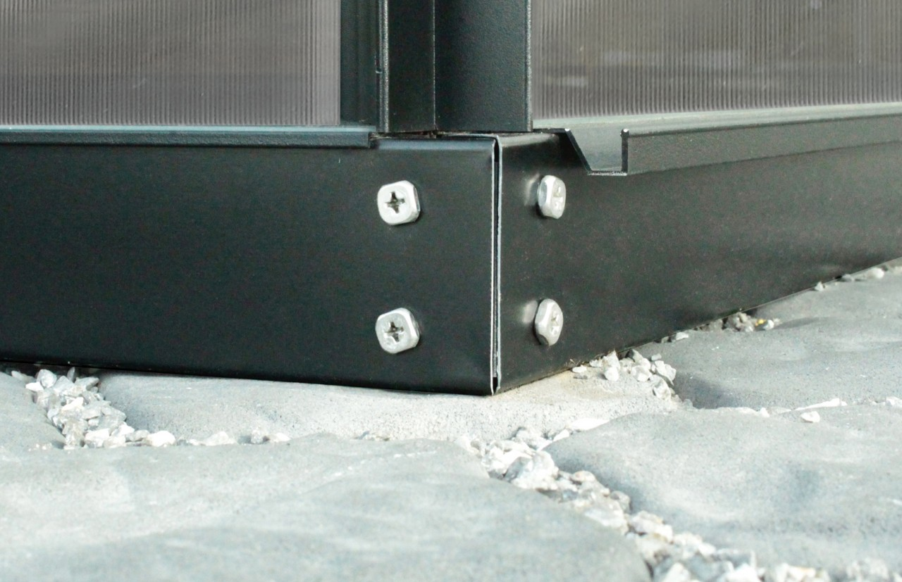 Vitavia Fundament 6700, 6cm, schwarz - 268882