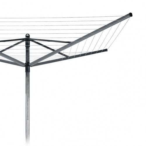Brabantia Lift-O-Matic 50 meter - Silver
