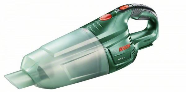 Bosch Aspirateur à main sans fil (sans batterie ni chargeur) PAS 18 LI