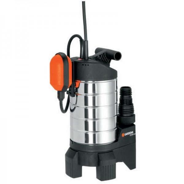 Gardena Bomba sumergible de aguas sucias 20000 inox Premium - 01802-20