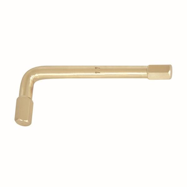 Bahco Chiave esagonale antiscintilla Alluminio Bronzo, lunghezza 79 mm - NS320-5