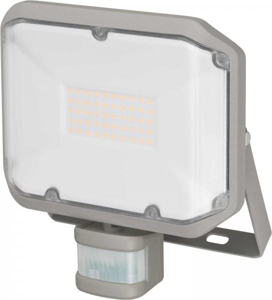 Brennenstuhl Riflettore LED AL 3000 P con rilevatore di movimento a infrarossi, 30W, 3050lm, IP44 - 1178030010