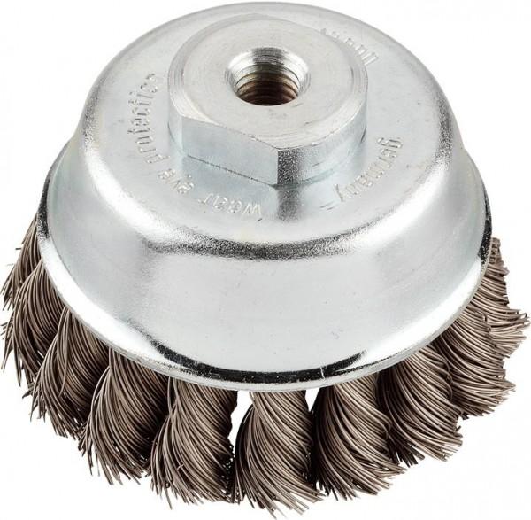 KWB AGGRESSO-FLEX® komborstel, staaldraad, Ø 0,5 mm, Ø 66 mm - 719206