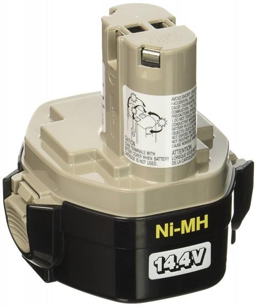 Makita Batterie-1434 NI-MH 14,4V 2,5Ah - 193101-2