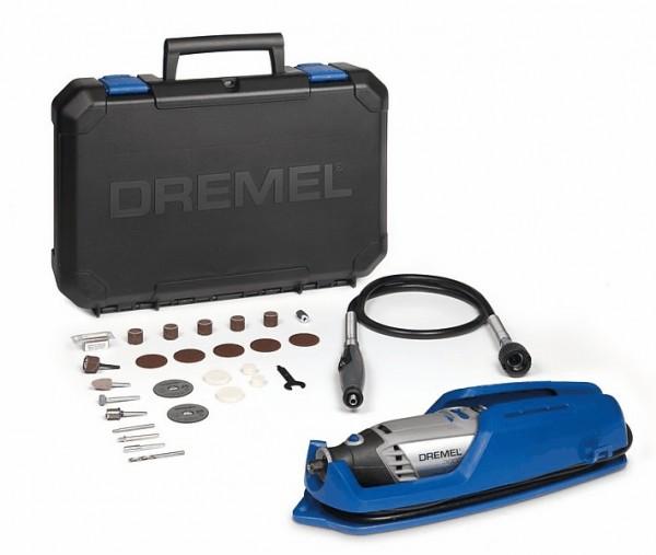 DREMEL 3000-1/25 EZ Multifunktionswerkz. mit 1 Vorsatzgerät, 25 Zubehöre - F0133000JP