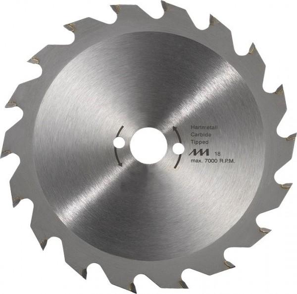 KWB Cirkelzaagblad voor cirkelzagen ø 190 mm - 586555