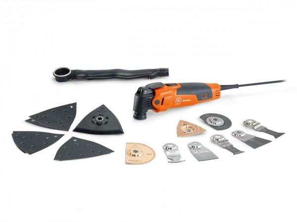 Fein Oszillierer - 350 W FEIN MultiMaster FMM 350 QSL XL Aktions-Set - 72295282000