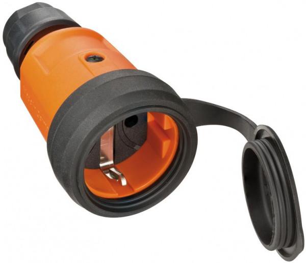 Brennenstuhl Kupplung Ultra Home IP44 250V (für die Verwendung im Außenbereich geeignet) - 9837550