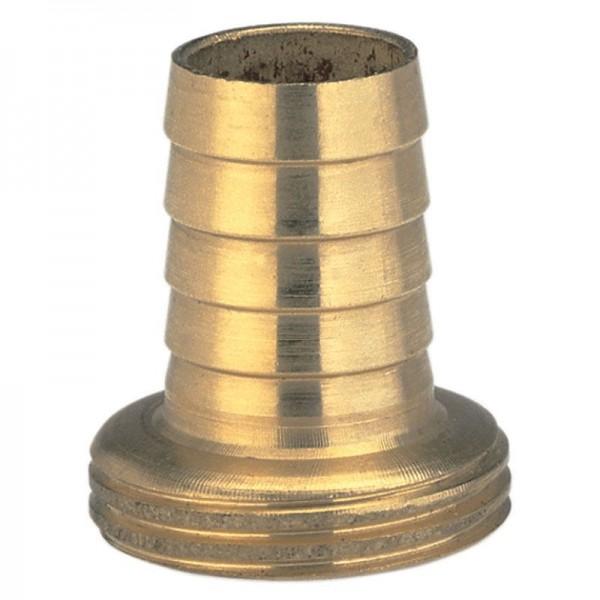 """Gardena Raccord pour tuyau en 1 parties - 26,5 mm (G 3/4) / tuyaux de 13 mm (1/2"""") - 07146-20"""