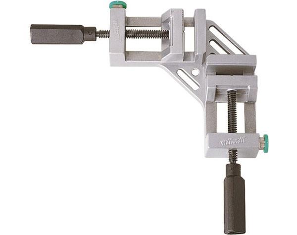 Wolfcraft dispositivo di serraggio per giunti e cornici. Apertura 65 mm. L