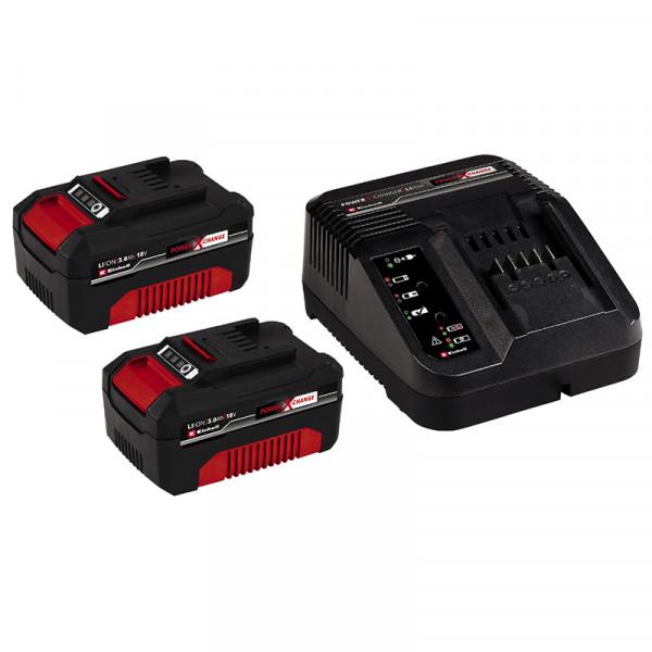 Einhell PXC-Starter-Kit (2x 3,0Ah), 30min PXC Kit - 4512098