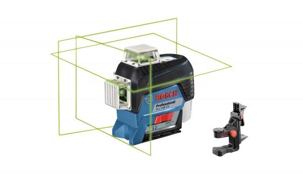 Bosch Laser lignes GLL 3-80 CG Professional, sans chargeur ni batterie - 0601063T03