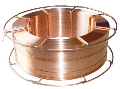Güde Filo di saldatura, gas ECO SG2 - 15 kg, 0.8mm