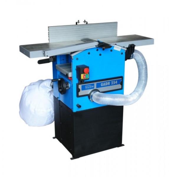 Güde Abricht- und Dickenhobelmaschine GADH 254 - 400 V - mit integrierter Spanabsauganlage