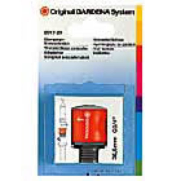Gardena Conector rosca 26,5 mm (G 3/4) - 02917-20