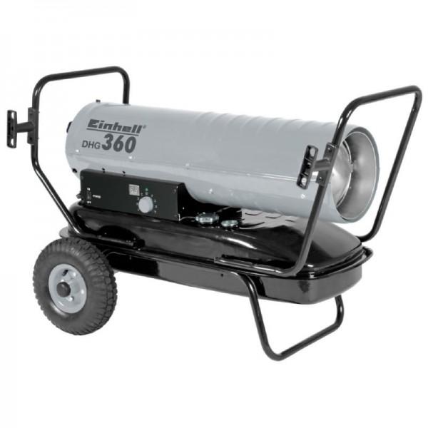 Einhell Diesel-Heißluftgenerator DHG 360, 38 ltr. Tankvolumen, 36 kW